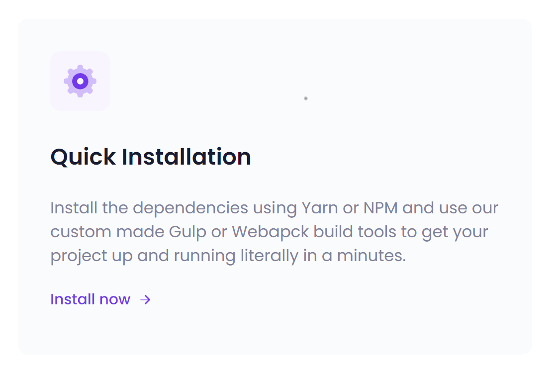 admin theme install