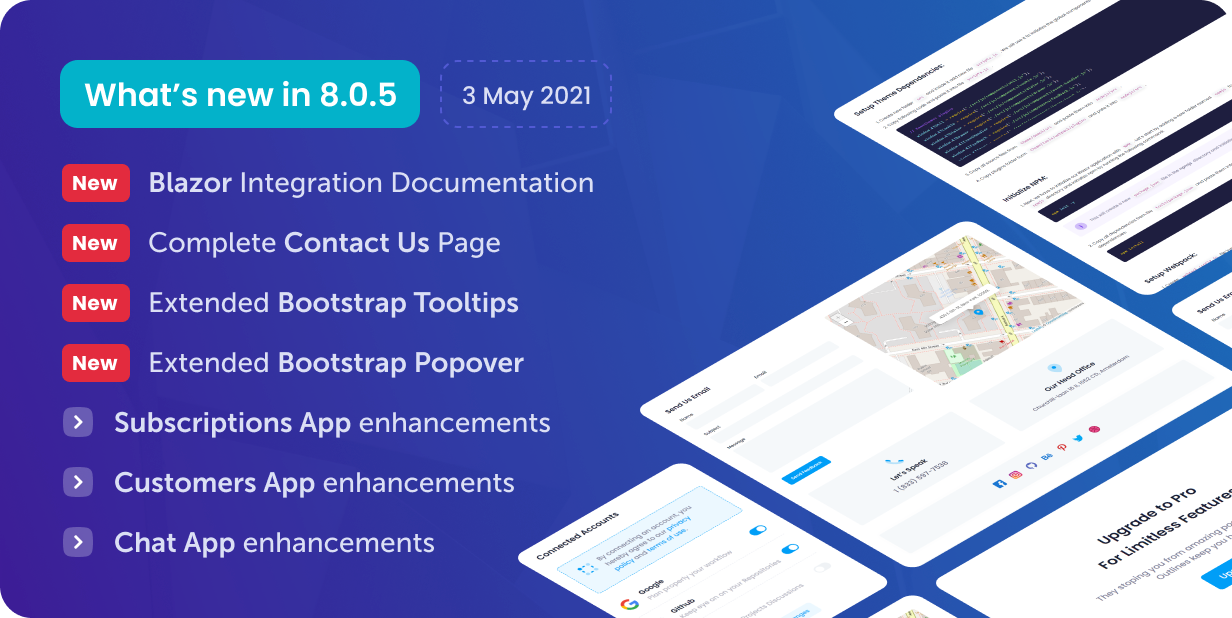 Metronic - Bootstrap 4/5 HTML, VueJS, React, Angular 11 & Laravel Admin Dashboard Theme - 10
